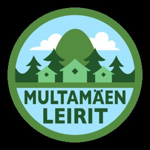 Multamäen leirit logo