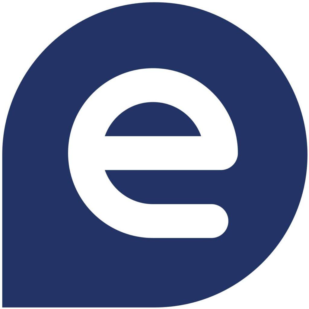 ePress-palvelun logo.