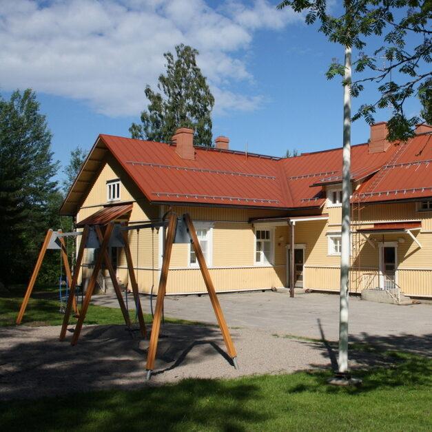Äijälän koulu